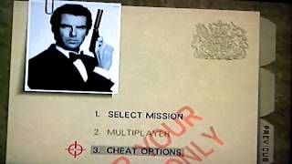 Goldeneye 64 (Extras 2) Cheat Codes (Part 2)