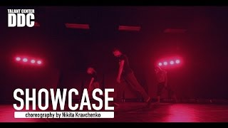 Josef Salvat - Shoot and Run choreo. by Nikita Kravchenko | showcase | Talant Center DDC