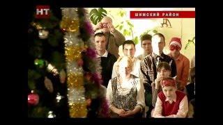 В преддверии Нового года сотрудники областного управления следственного комитета посетили Детский дом-интернат им. Ушинского