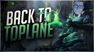 TF Blade | IT'S TIME TO COME BACK TOP! (HIGHEST WINRATE MASTERS)
