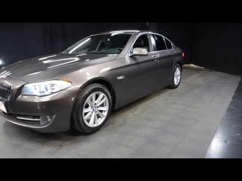 BMW 5-sarja 520 D Sport A F10 Sedan Business, Sedan, Automaatti, Diesel, ELX-572