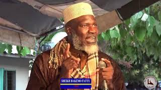 Alhamadiyyah Qadiyaniyyah Part 4 Sheikh Umar Danso