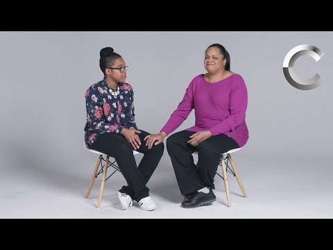 Black Parents Explain | How to Deal with the Police: Brianna and Roshunda