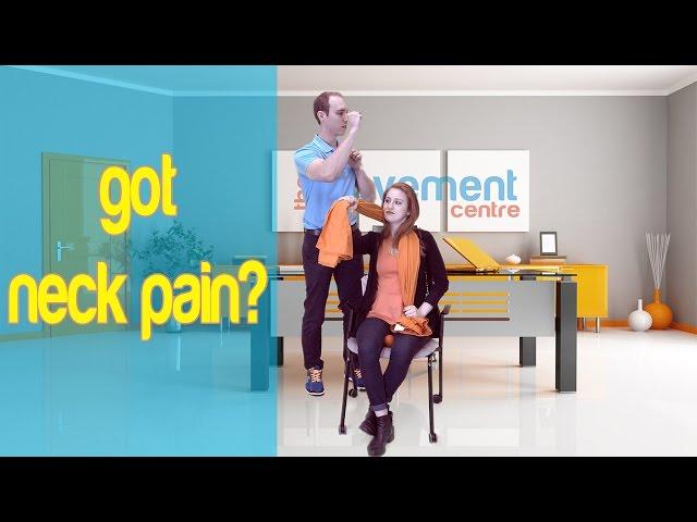 Ep 4: Neck Pain
