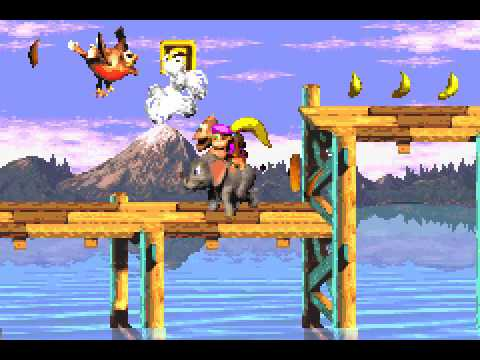 donkey kong country gameboy color rom
