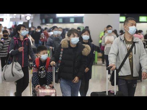 Κοροναϊός: Αυξάνονται τα κρούσματα στην Κίνα