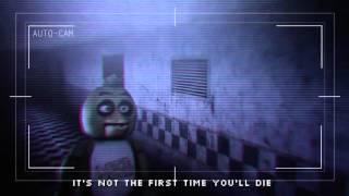 Клип фнаф:смерть фиолетового человека