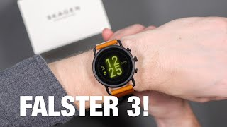 Skagen Falster 3 Unboxing and Tour!