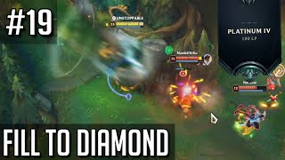League of Legends Fill to Diamond but WE HAVE DONE IT