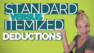 Should I take Itemized or Standard Deduction in 2021? - List of Deductions, Comparison & Calculator!