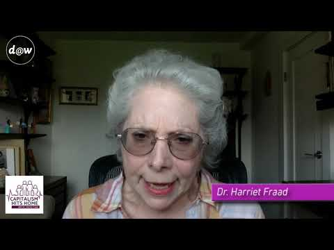 Identifying As A Worker - Dr. Harriet Fraad on Capitalism Hits Home