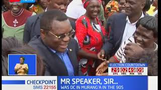 Mr Speaker sir : Kenneth Lusaka political history
