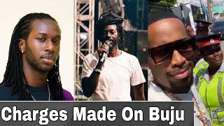 Buju Banton Son CHARGED him?!   Buju Reacts   Police PULL OVER Safaree