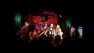 Raw, Real - Cherri Bomb cover by Almost Anywhere