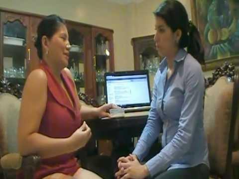 Self-masaż brzucha odchudzanie