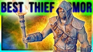 Skyrim Special Edition Best Light Armor Location at LEVEL ONE (Thief Build – Black Guard Unique Set)