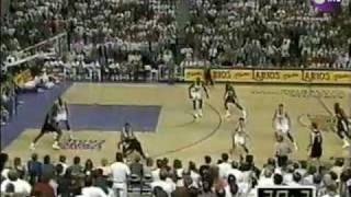 Double OT Thriller: Blazers @ Suns G4 - NBA Playoffs '92
