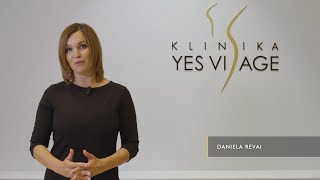 Daniela Révai o Klinike YES VISAGE