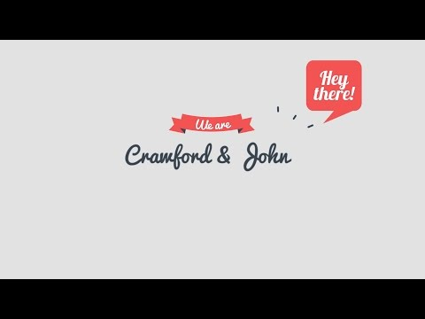 Crawford & John Intro Video