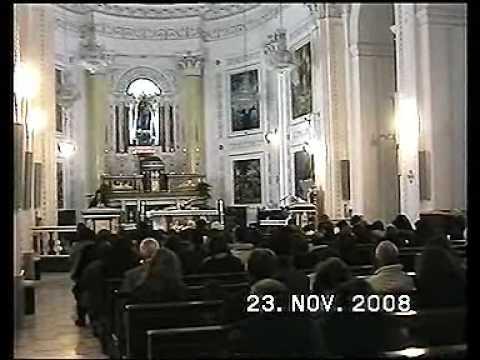 Alia - Santa Messa - 23 Novembre 2008