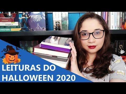 LEITURAS DO HALLOWEEN 2020 ??? | Biblioteca da Rô