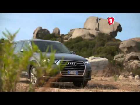 Audi  Q7 Паркетник класса J - тест-драйв 3