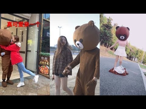 Top Cute Teddy Bear In Tik Tok China - Part 8