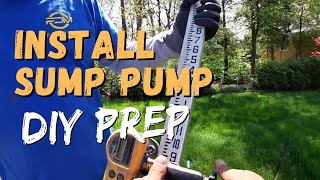 Outdoor Sump Pump DIY Preparation Tips from Michigan Licensed Builder [248-505-3065]