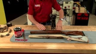 Gunsmithing - Building a Pattern Stock Presented by Larry Potterfield of MidwayUSA
