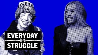 Everyday Struggle - Cardi B Waiting on Nicki?, Lil Xan Banned From Rap? Safaree Glows Up