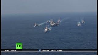 Иран назвал провокацией обстрел корабля со стороны ВМС США