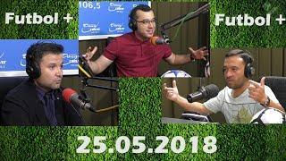 Футбол плюс (25.05.2018)