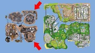 Только 1% Игроков Знает Это Место В GTA San Andreas