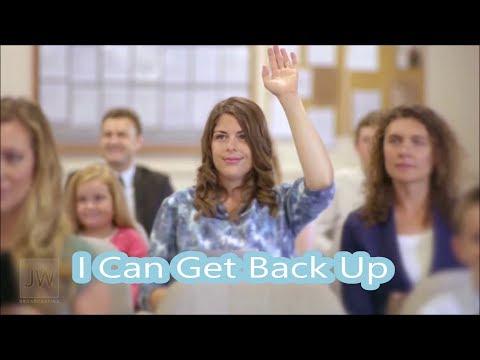 I Can Get Back Up - JW Broadcasting June 2017 Music Video