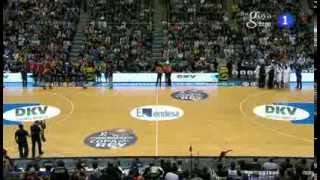 Baloncesto Final Copa Del Rey 2014 Barcelona-Real Madrid, COMPLETO