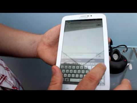 Samsung Galaxy Tab 3 7.0: anteprima