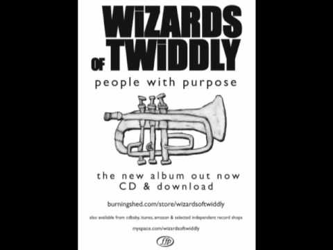 Wizards of Twiddly - Cardboard Banjo