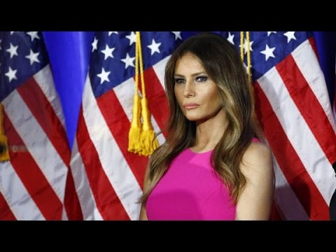 Where is Melania Trump?