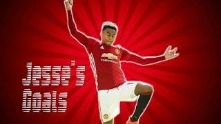 Jesse's Goals | Lingard parody [Jim Daly]