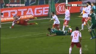 SK Rapid Wien - Red Bull Salzburg 2:1 (24.11.2013) [Highlights Alle Tore/All Goals] [HD/Deutsch]