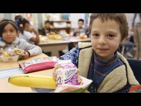 Thumbnail for video: How does school breakfast affect academic achievement?