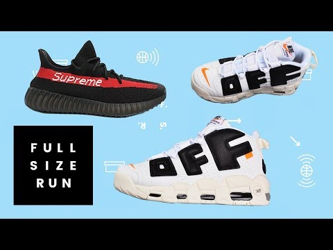 Getting Caught With Fake Sneakers | Full Size Run