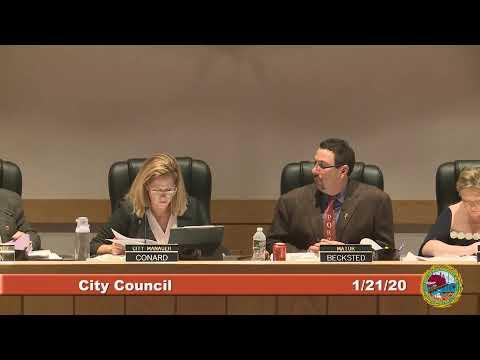 City Council 1.21.2020