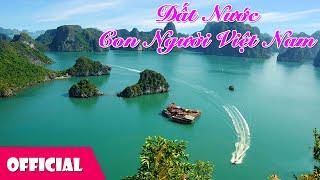 Đến Với Con Người Việt Nam Tôi - Hải Yến Ft. Tốp Ca [Karaoke Lyrics]