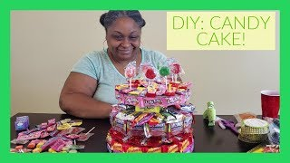 DIY: Candy Cake | Sista Girlz Pt. 1