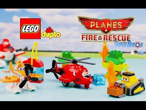 Vidéo LEGO Duplo 10538 : Les secouristes