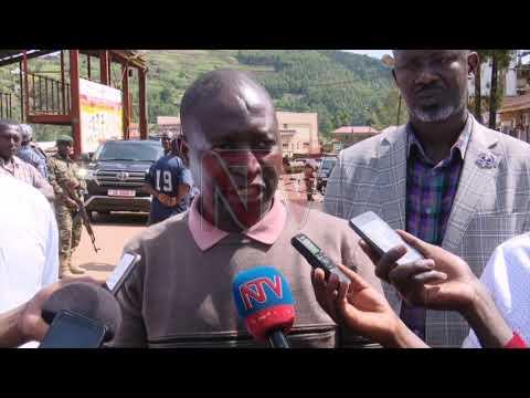 OKUZZAAWO ENKOLAGANA: Museveni ne Kagame basisinkana nkya
