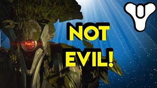 The Vex are NOT the enemy! Destiny 2 Shadowkeep lore   Myelin Games