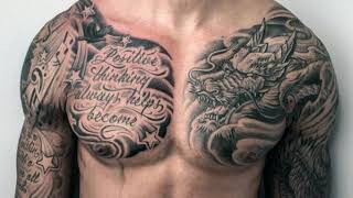 Tattoo Ideas For Men Chest