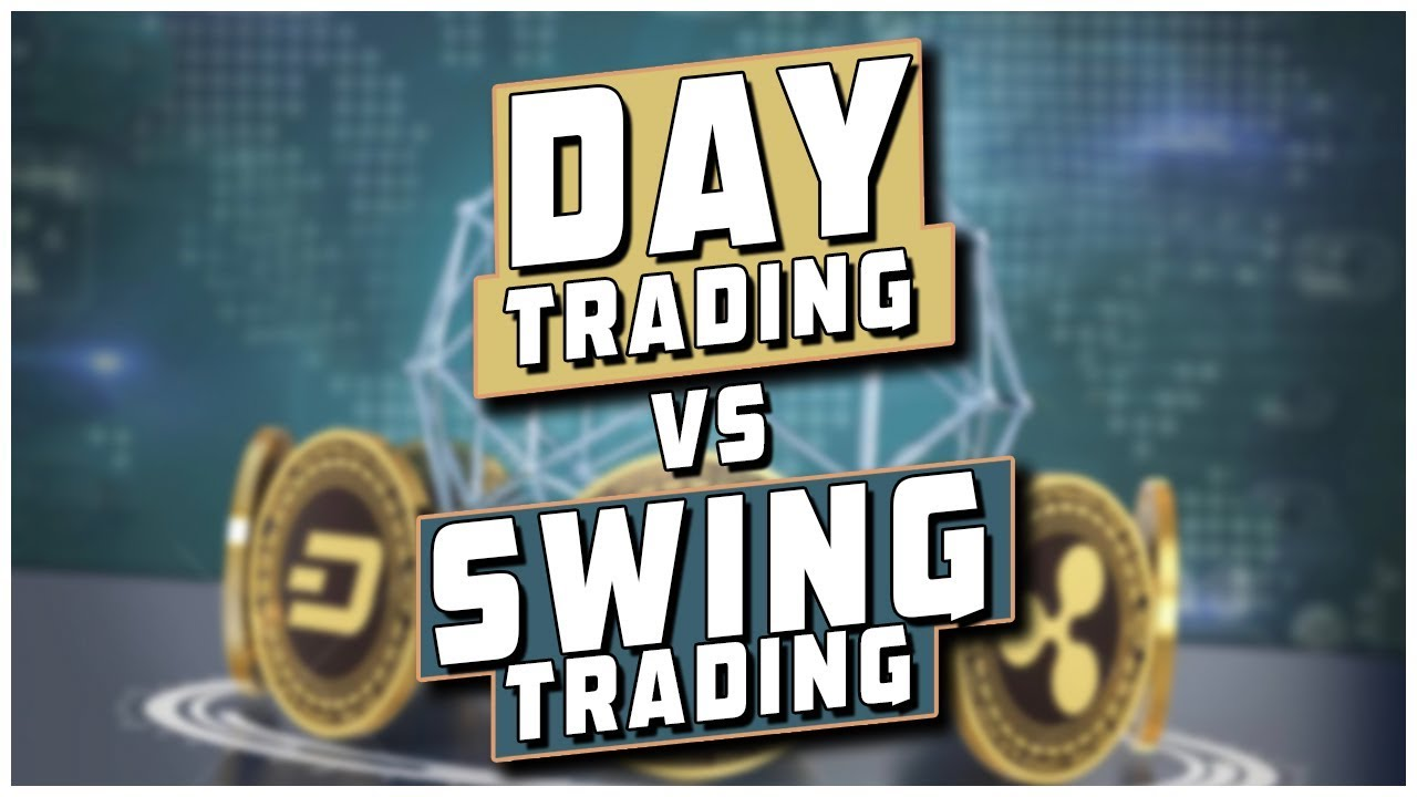 Day Trading Vs Swing Trading Crypto – Which Is More Profitable? #crypto #beginner